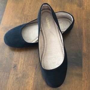 Old Navy Suede Flats